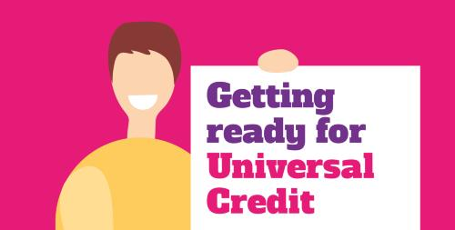 universal credit poster