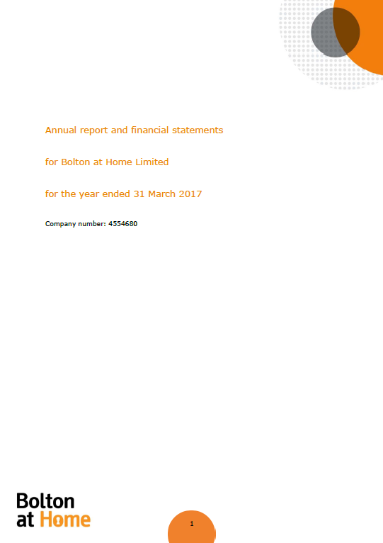 Decorative thumbnail of our 2017 Financial Statements
