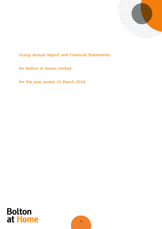 Decorative thumbnail of our 2018 Financial Statements
