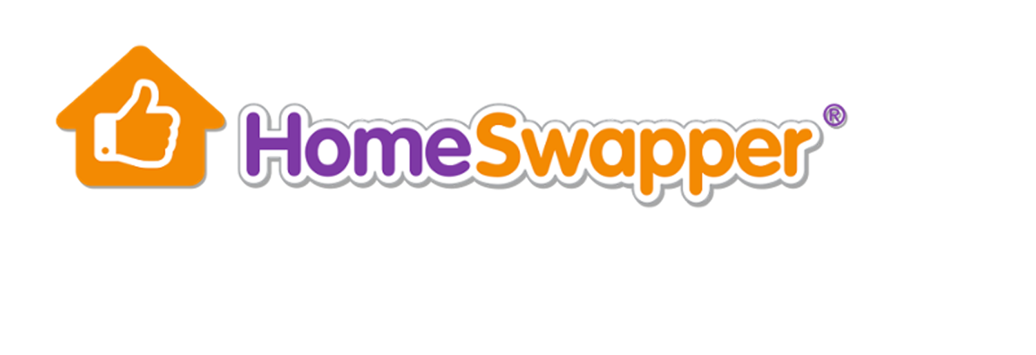 Decorative image displaying the HomeSwapper logo