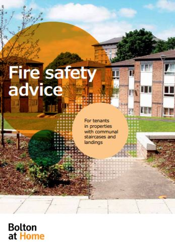 Fire safety leaflet thumbnail